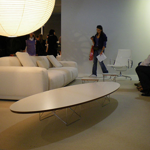 Eames Elliptical Table