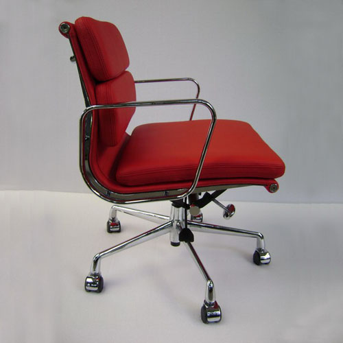 Eames Low Back Softpad Chair