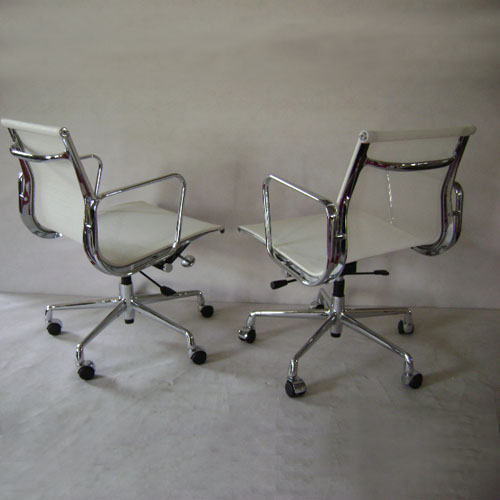 Eames Mesh Low Back Office Chair