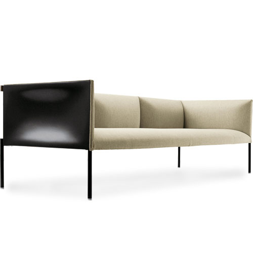 B&B Italia Hollow 3-Seat Sofa 202