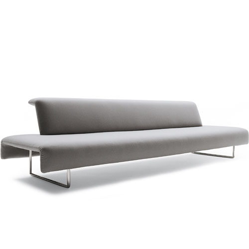 B&B Italia Medium Cloud Bench With Back