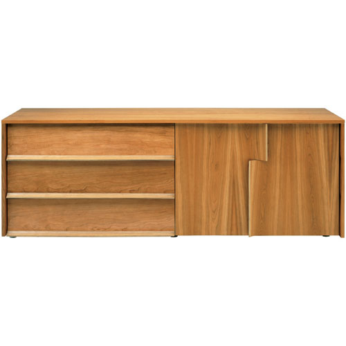 Blu Dot Drift 2 Door/3 Drawer Console