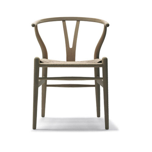Carl Hansen CH24 Wishbone Chair Wood