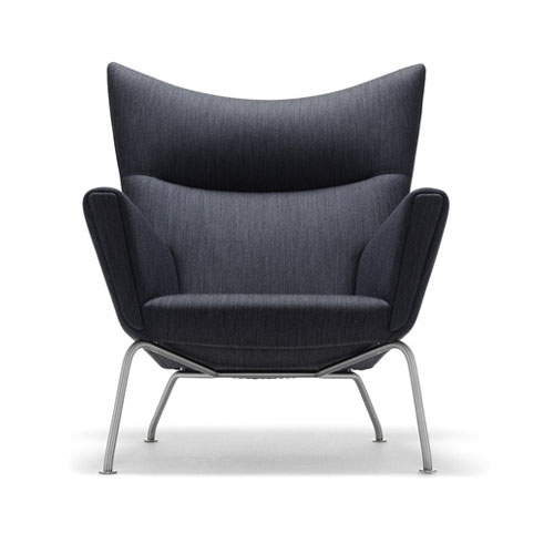 Carl Hansen & Son CH445 Lounge Chair