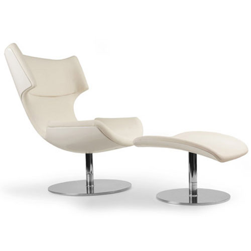 Artifort Boson Chair and Ottoman