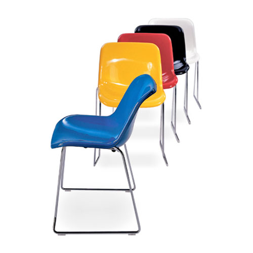 Artifort Spirit Stacking Chair 4 Pack