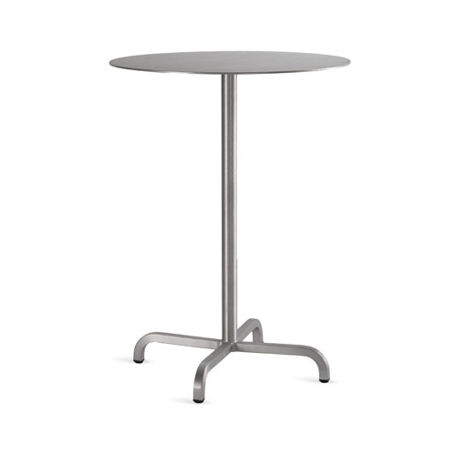 Emeco 20-06 Round Bar-Height Table