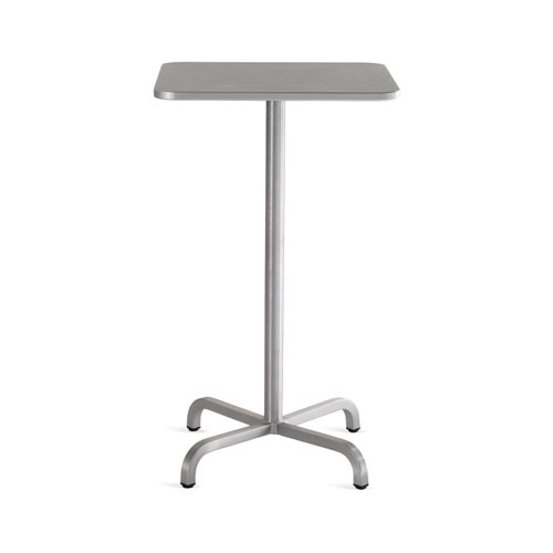 Emeco 20-06 Square Bar Height Table