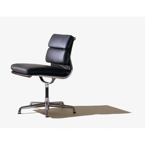 Herman Miller Eames Soft Pad Group Side Chair