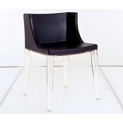 Kartell Mademoiselle Chair with Mid Back