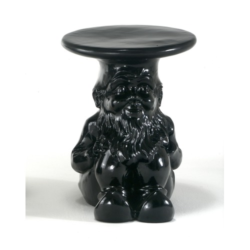 Kartell Gnomes Black Limited Edition Napoleon Stool