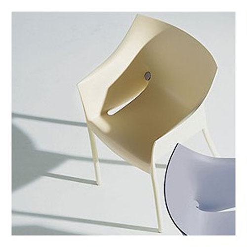Kartell Dr. No Bar Lounge Chair