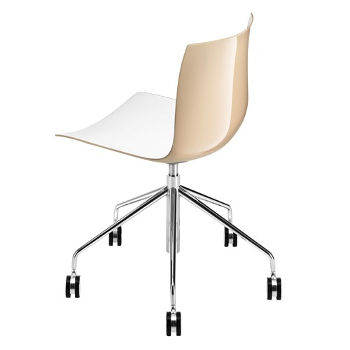 Arper Catifa 46 Task Chair with Two-Tone Seat
