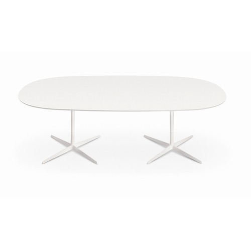 Arper Eolo Large Oval Dining Table
