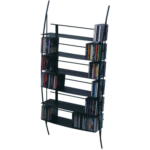 Offi Pure Design CD Multimedia Wall Mouted Storage Rack