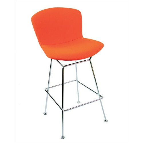 Knoll Bertoia Stool with Full Cover