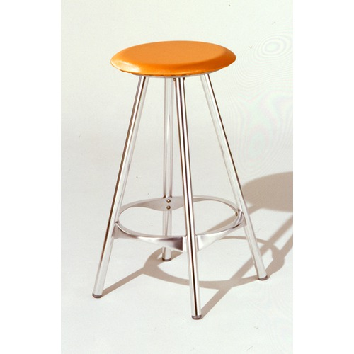 Knoll Twist Stool with Seat Cushion