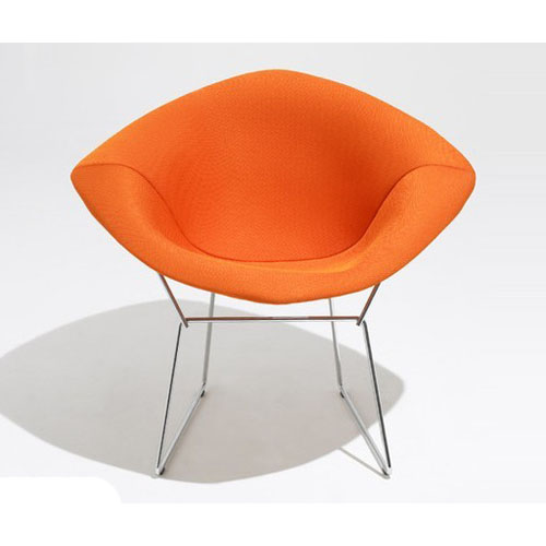 Knoll Diamond Armchair Fully Upholstered