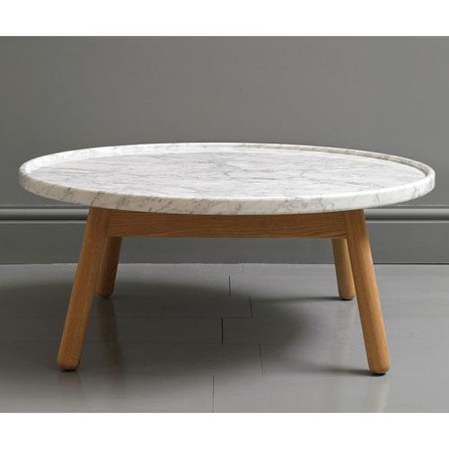 G&T Carve Coffee Table Round
