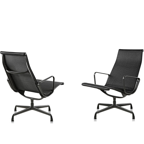 Eames Aluminum Group Lounge Chair Outdoor