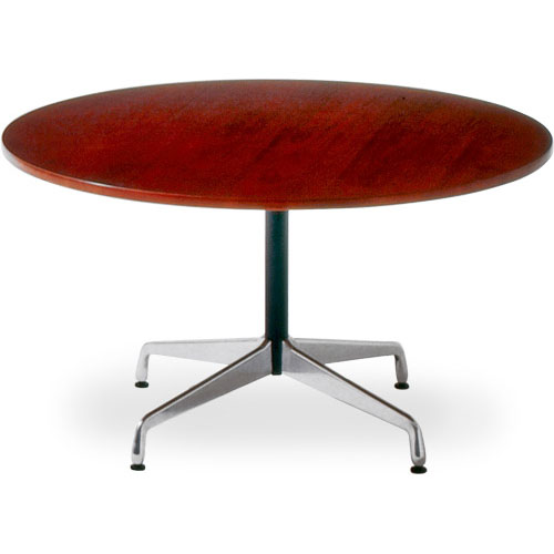 Herman Miller Eames Round Table-Veneer Top & Edge