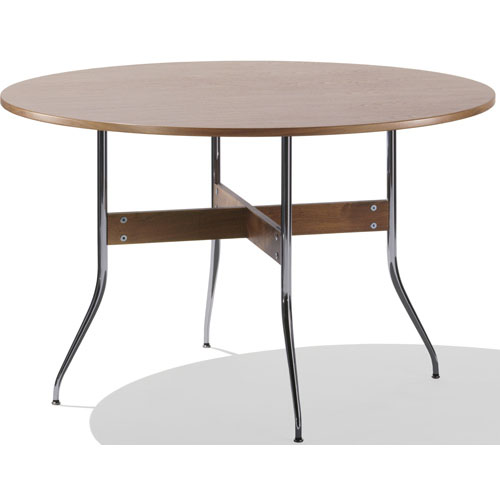 Nelson Swag Leg Round Dining Table