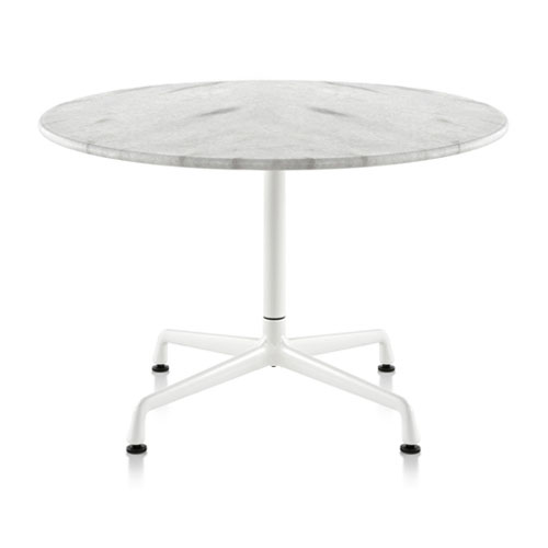 Eames Universal Base Outdoor Table 30 Dia