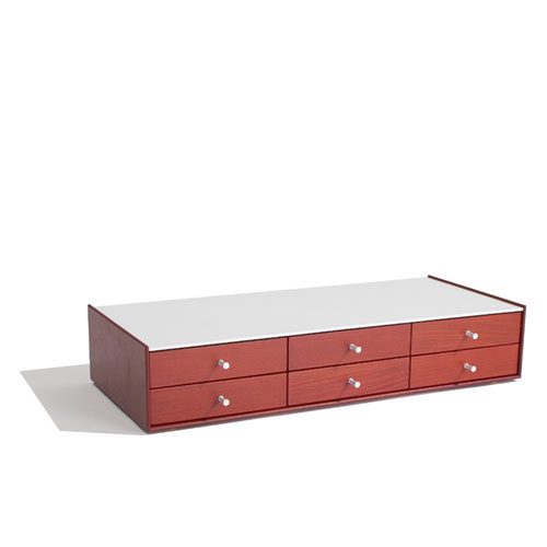 Herman Miller Nelson Miniature Chest 6 Drawer