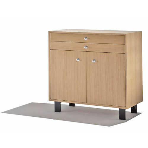 Nelson Basic Cabinet  2 Drawers over 2 Doors
