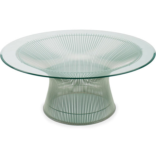 Platner Coffee Table 36-inch Dia