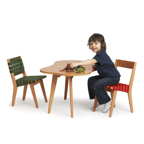 Childs Risom Amoeba Table