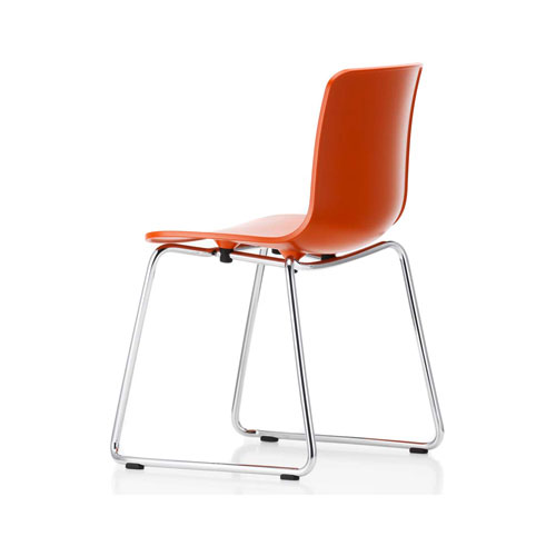 Vitra Hal Sled Base Side Chair