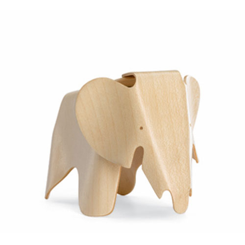 Eames Miniature Plywood Elephant