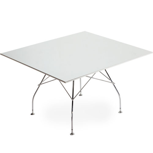 Kartell Glossy Table Square