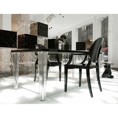 kartell top top table philippe starck top top dining tables ideacollection. Black Bedroom Furniture Sets. Home Design Ideas
