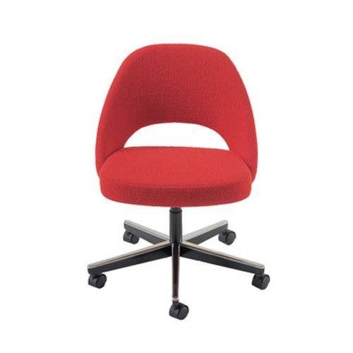 Eero Saarinen Swivel Side Chair