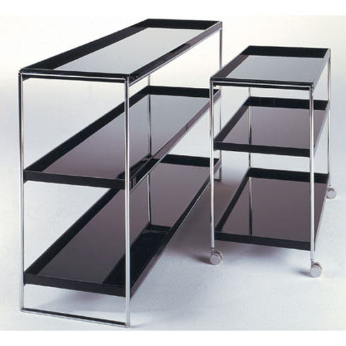 Kartell Trays 3-Shelf Bookcase