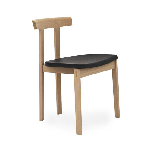 Bensen Upholstered Torii Chair