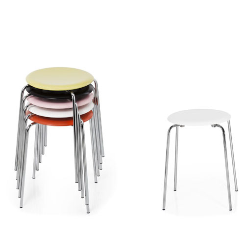 Fritz Hansen Dot Stool