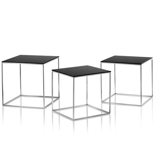 Fritz Hansen PK71 Nesting Tables