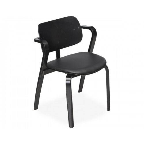 Artek Aslak Chair - Upholstered Seat
