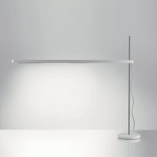 Artemide Talak Lamp with Base