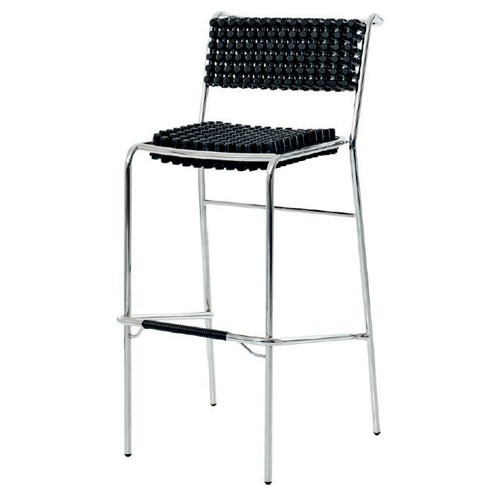 Accupunto Slim Barstool with Backrest