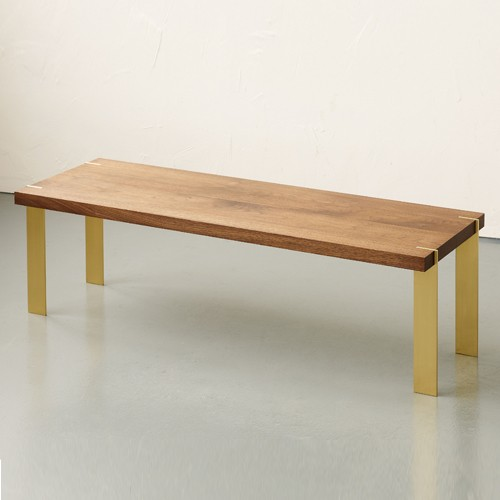 Alice Tacheny Design Platte Bench