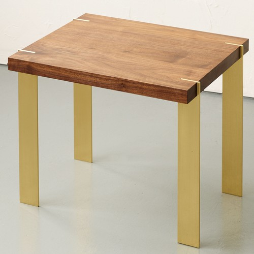 Alice Tacheny Design Platte Side Table