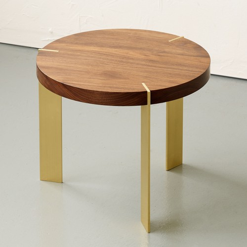 Alice Tacheny Design Platte Small Round Table