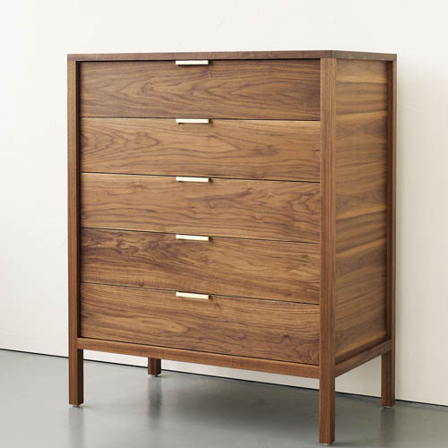 Alice Tacheny Design Tilde Five-Drawer Dresser