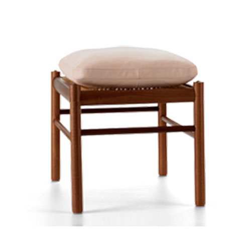 Carl Hansen & Son OW149-F Colonial Foot Stool
