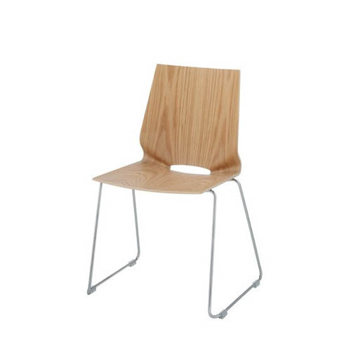Fredericia TAZ Sledge Chair
