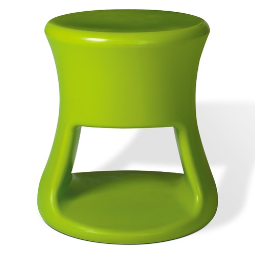 Offi Tiki Stool in Green